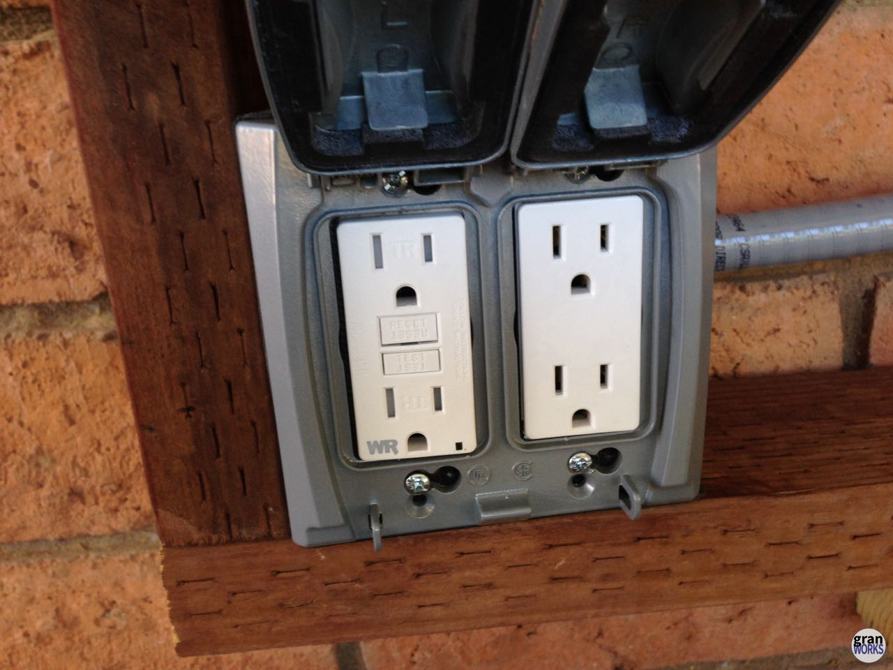 Extend An Electrical Outlet Followup And Fixes Granworks Wiring Basics Video Have A Description Of That Here Since Its Nearly Identical To The Installation From My Original Post I Do Show It Happening Again In