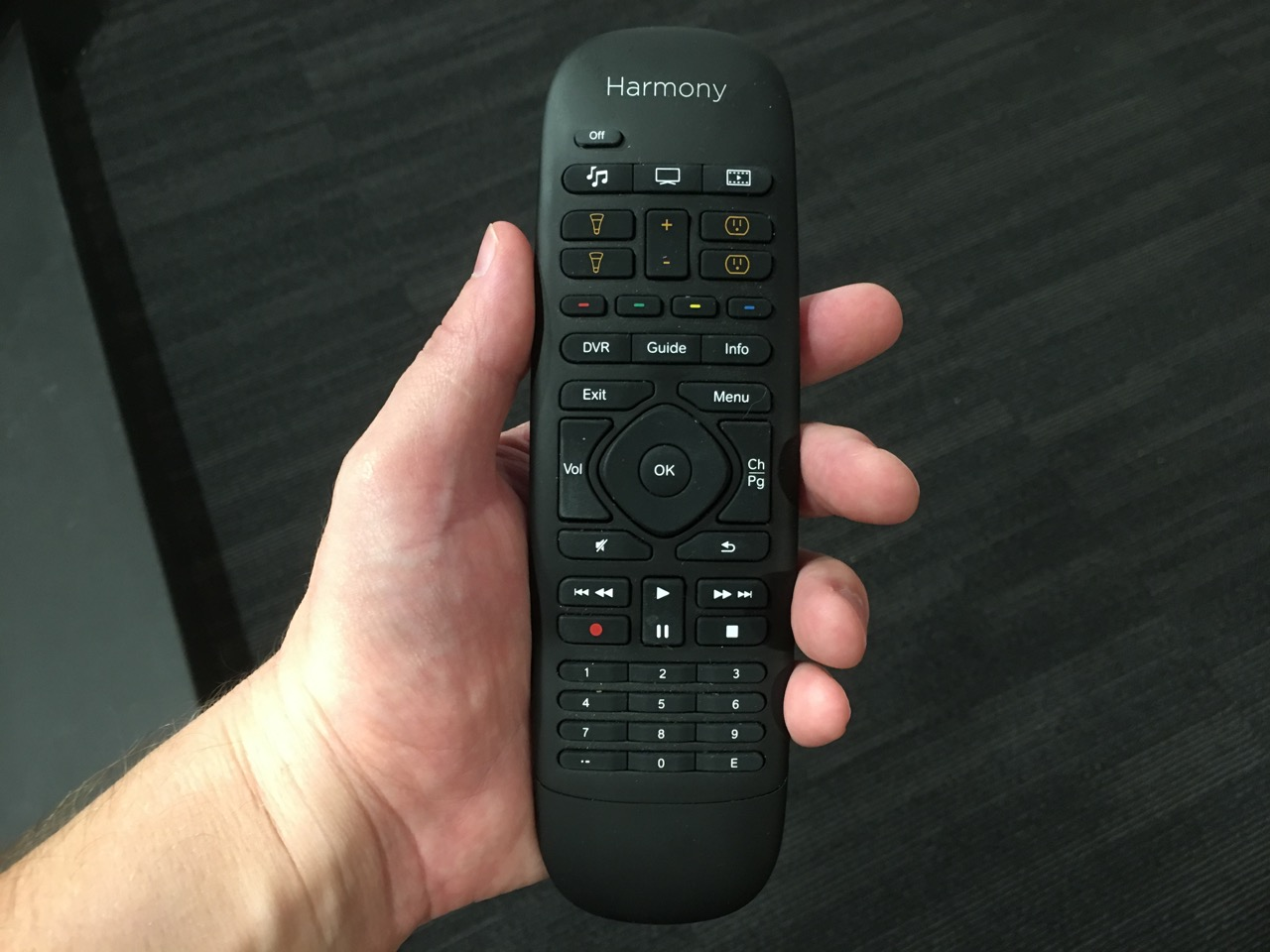 49203be70f4 Living in Harmony (A Logitech Harmony Companion Remote Review ...
